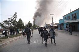 Nổ gần Đại sứ quán Mỹ tại Kabul