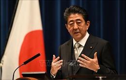 Thủ tướng Nhật Bản đọc thông điệp Năm mới