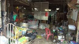 Chùng chình di dời các điểm thu mua phế liệu trong nội ô Bình Phước