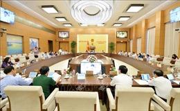 Phân công chuẩn bị Phiên họp thứ 38 của Ủy ban Thường vụ Quốc hội