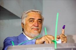 Bầu cử tổng thống Afghanistan: Ứng cử viên Abdullah tuyên bố thắng cử