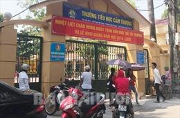 Làm rõ việc 108 học sinh Hải Dương phải nghỉ học vì đau bụng, buồn nôn