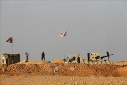 Iraq và Syria mở lại cửa khẩu chiến lược