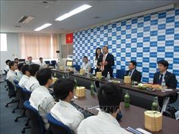 Phát triển mối quan hệ giữa các địa phương của Việt Nam và tỉnh Gunma, Nhật Bản
