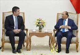 Thủ tướng Nguyễn Xuân Phúc tiếp Phó Thủ tướng, Bộ trưởng Nội vụ Cộng hòa Séc