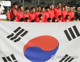 Vòng loại World Cup 2022: Đụng độ Hàn - Triều tại Bình Nhưỡng lần đầu tiên sau 29 năm