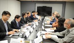 Quốc hội Việt Nam-Mexico trao đổi kinh nghiệm về văn hóa, giáo dục
