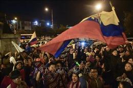 Lệnh giới nghiêm tại thủ đô của Ecuador đã được dỡ bỏ