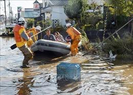 Thủ tướng Nhật Bản cảnh báo tác động lâu dài do siêu bãoHagibis