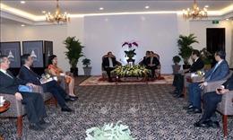 Việt Nam- Cuba tăng cường các hoạt động hợp tác, trao đổi kinh nghiệm