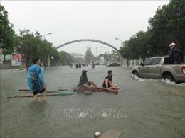 Sẽ xuất hiện liên tiếp các loại hình thời tiết nguy hiểm trên Biển Đông và đất liền