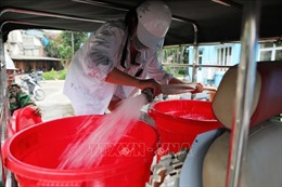 Bảo đảm an toàn tuyệt đối nguồn nước sinh hoạt cho người dân