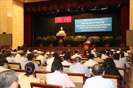 TP Hồ Chí Minh thông báo nhanh kết quả Hội nghị Trung ương 11