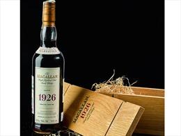 1,9 triệu USD cho chai whisky 'Chén Thánh'hiếm nhất thế giới