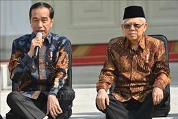Tổng thống Indonesia hoàn thiện nội các mới