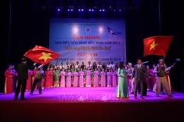 Đặc sắc Liên hoan Giai điệu hòa bình hữu nghị năm 2019