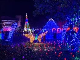 Lung linh lễ hội ánh sáng mừng TP Hải Dương trở thành đô thị loại I