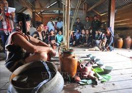 Phục dựng nghi thức, nghi lễ cúng bến nước của đồng bào J'rai