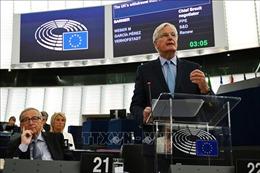 EU cảnh báo nguy cơ Brexit không thỏa thuận vẫn hiện hữu