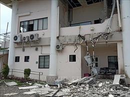 Thiệt hại ban đầu trong trận động đất mới tại miền Nam Philippines