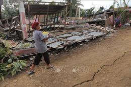 Lại xảy ra động đất mạnh ở miền Nam Philippines