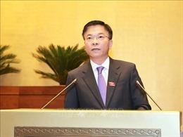 Kỳ họp thứ 8, Quốc hội khóa XIV: Công tác thi hành án tiếp tục có chuyển biến tích cực