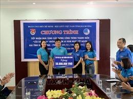 Hải Dương tặng công trình thanh niên 'Cầu dân sinh'cho Phú Yên