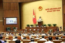 Ngày đầu tiên Quốc hội chất vấn và trả lời chất vấn