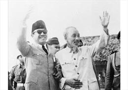 Kỷ niệm 60 nămChủ tịch Hồ Chí Minh thăm Indonesia: Việt Nam – Indonesia, tình bạn, tình anh em