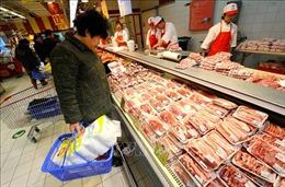 Trung Quốc nhập khẩu thịt lợn từ hơn 16 nước