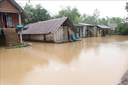 Đắk Lắk tập trung khắc phục hậu quả mưa bão