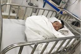 Cứu sống bé trai 1 tháng tuổi bị u cơ môn vị to bằng quả chanh