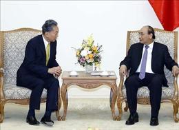 Thủ tướng tiếp Viện trưởng Viện nghiên cứu Đông Á, Nhật Bản