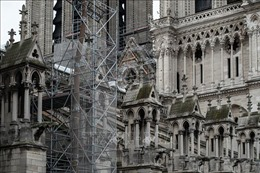 Chưa nhất trí được phục chế Nhà thờ Đức bà Paris theo kiến trúc cổ hay pha trộn hiện đại