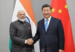 Ấn Độ - Trung Quốc nhất trí tiếp tục đàm phán về tranh chấp biên giới