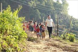 Những cô giáo nơi rẻo cao Sơn La