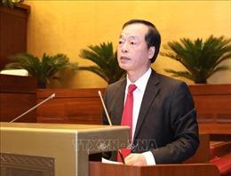 Kỳ họp thứ 8, Quốc hội khóa XIV: Đơn giản hóa thủ tục đầu tư trong lĩnh vực xây dựng