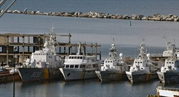 Ukraine sẽ mua 20 tàu tuần tra của Pháp