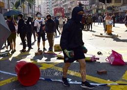 Chính quyền Hong Kong lên án mạnh mẽ các đối tượng biểu tình bạo lực