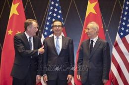 Các nhà đàm phán Mỹ - Trung có cuộc thảo luận 'mang tính xây dựng'