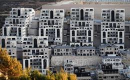 Đức khẳng định lập trường về định cư của Israel tại vùng lãnh thổ Palestine
