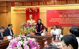 Ủy ban Tư pháp của Quốc hội triển khai công tác kiểm tra tại tỉnh Hà Tĩnh
