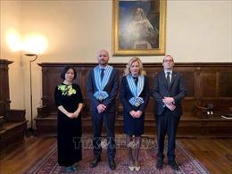 Việt Nam và San Marino tăng cường hợp tác về kinh tế, văn hóa và du lịch