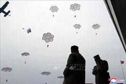 Triều Tiên diễn tập bắn pháo theo chỉ thị của nhà lãnh đạo Kim Jong-un