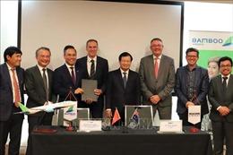 Bamboo Airways xúc tiến mở đường bay thẳng Hà Nội-Melbourne
