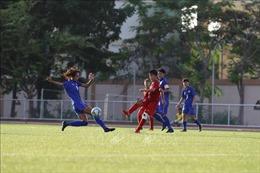 Chơi đôi công, đội tuyển bóng đá nữ Việt Nam hòa Thái Lan