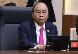 Hội nghị Cấp cao ASEAN-Hàn Quốc: Thủ tướng Nguyễn Xuân Phúc dự Phiên họp thứ hai trong khuôn khổ hội nghị