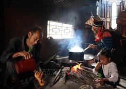 Người Hà Nhì ở huyện biên giới Mường Tè vui Tết cổ truyền