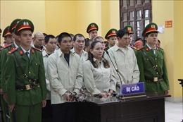 11 án tử hình và 1 án tù chung thân cho 12 đối tượng mua bán hàng trăm kg ma túy