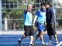 SEA Games 30: Khả năng thầy Park thay đổi đội hình xuất phát trong trận gặp Lào
